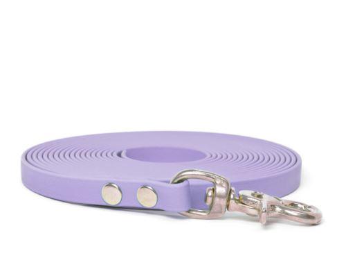Biothane_tracking_leash_9_13mm_pastel_purple_brass_trigger_small_web