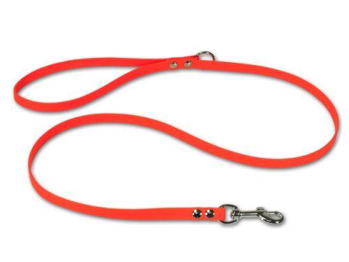 Biothane_leash_13mm_neon_orange_1,2m_with_handrip_small_web