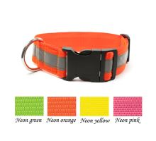 Mystique® Reflective collar click buckle 40mm