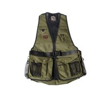 Mystique® Dummy vest Profi cool khaki S