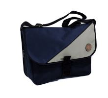 "Mystique® ""Dummy bag profi"" M sailor blue/grey"