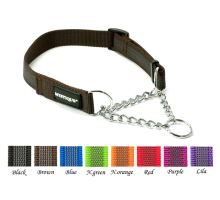 Mystique® Rubbered collar martingale 25mm