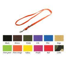 Mystique® Nylon adjustable leash 20mm