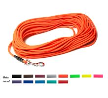 Mystique® Biothane tracking leash round