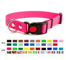 Mystique® Biothane safety click collar