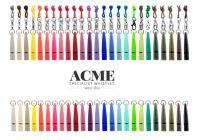 Acme- volle Farbpalette von Einzeltonpfeifen