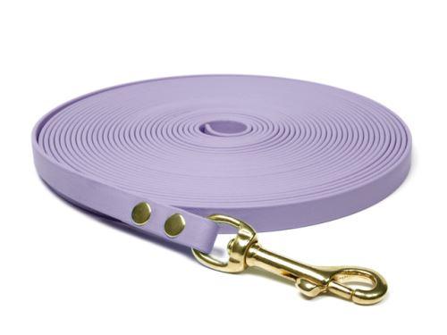 Biothane_tracking_leash_13mm_solid_brass_pastel_purple_small_web