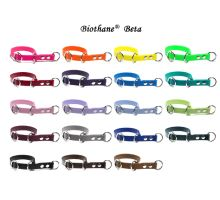 Mystique® Biothane half choke collar 16mm