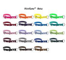 Mystique® Biothane Schlupfhalsband 16mm