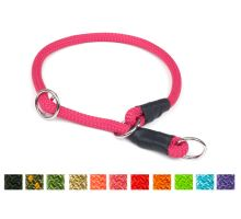 Mystique® Collar nylon round with stopper 8mm