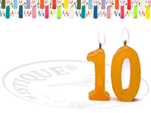 Celebration of the 10th anniversary