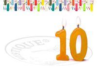 Feier des 10. Jahrestages