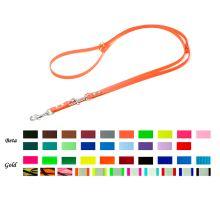 Mystique® Biothane adjustable leash