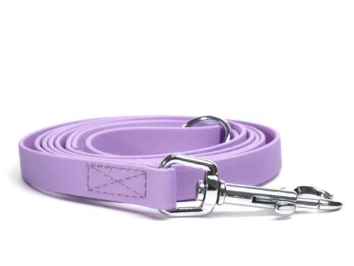 Biothane_leash_sewn_pastel_purple_snap_hook_small_web