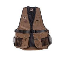 Mystique® Dummy vest Profi cool sahara waxed M