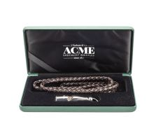 ACME whistle 212 field trial sterling silver