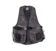 Mystique® Dummy vest Profi cool brown waxed XXL