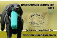 Hlavný sponzor German Cup 2011