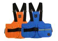 Mystique® Dummyweste Trainer blau und orange wieder in unserem Angebot!