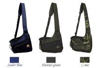 """Mystique® Dummy taška """"Profi Dynamic"""" námorná modrá, lovecká zelená a kamufláž"""