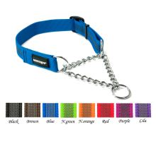 Mystique® Rubbered collar martingale 30mm